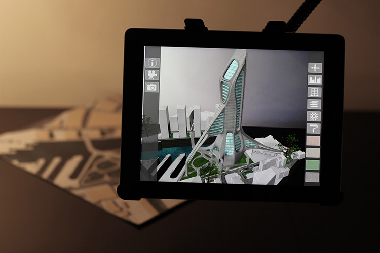 Augmented Reality for architecture real estate business