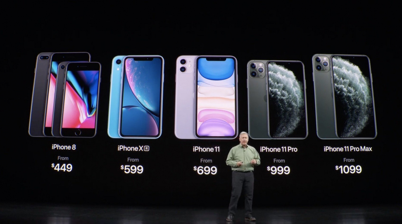 Here Are All Features And Pricing Details Of Iphone11 11pro