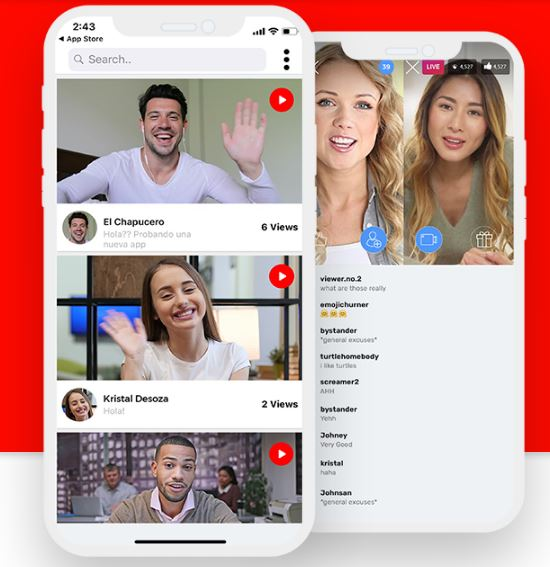how to build a social media app like guest me